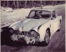 Canadian Winter Rally 1965